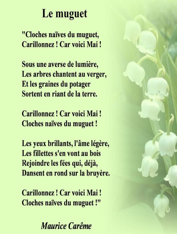 poeme 1 mai