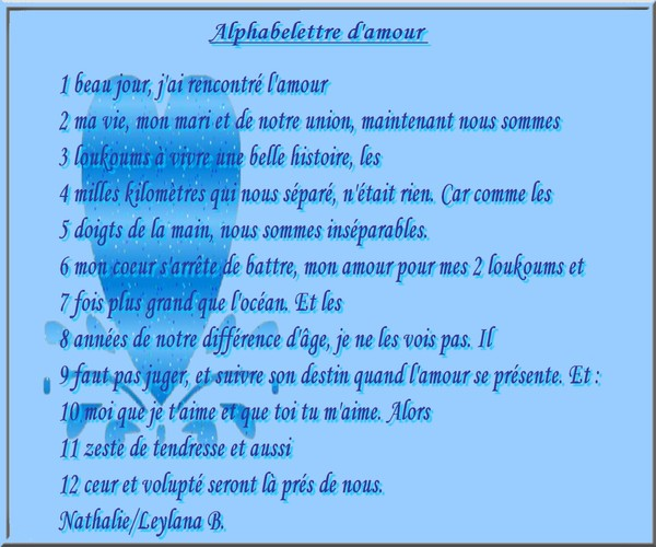 Poeme 2 Ans De Mon Fils