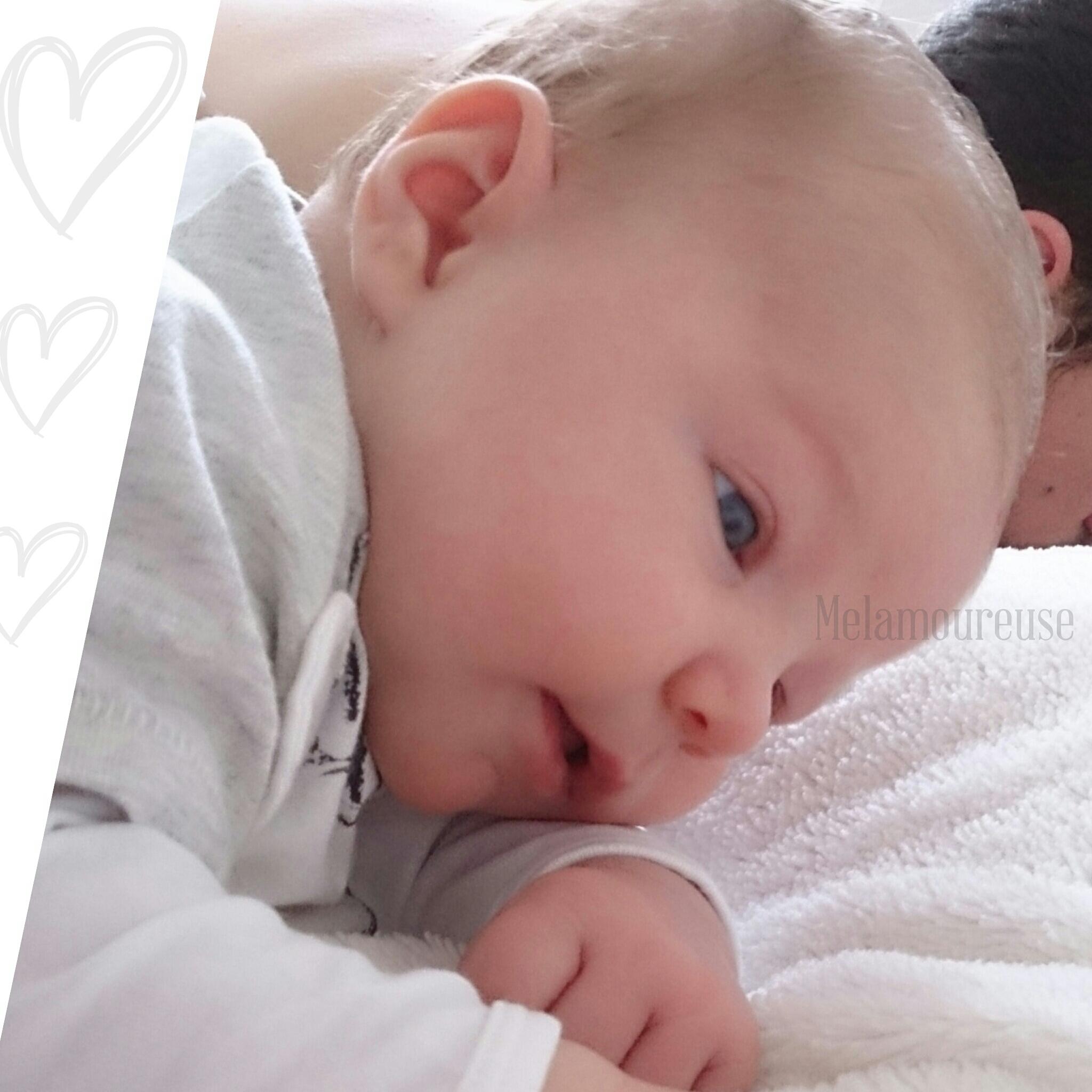poeme 2 mois bebe