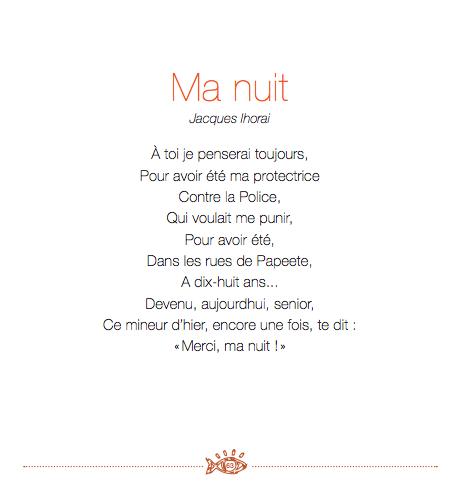 poeme 2 vers