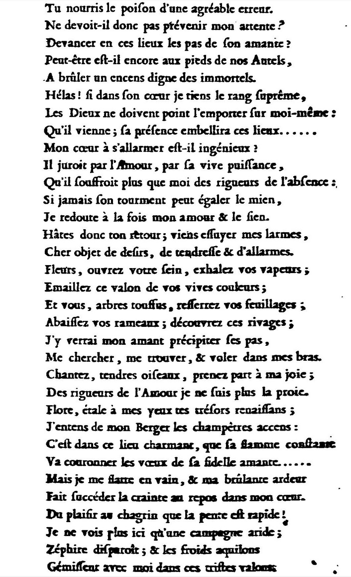 poeme 21 siecle