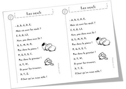 poeme 3 lettres