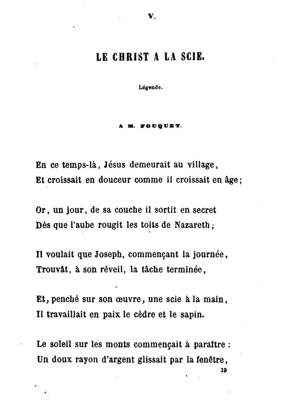 poeme 3 vers