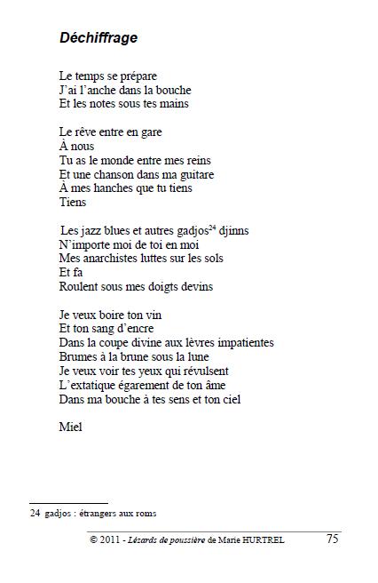 poeme 4eme