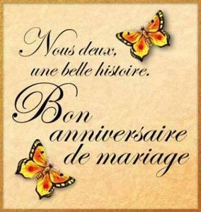 poeme 6 ans de mariage