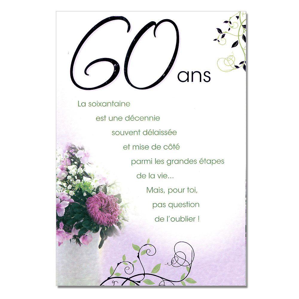 Poeme 60 Ans Amie