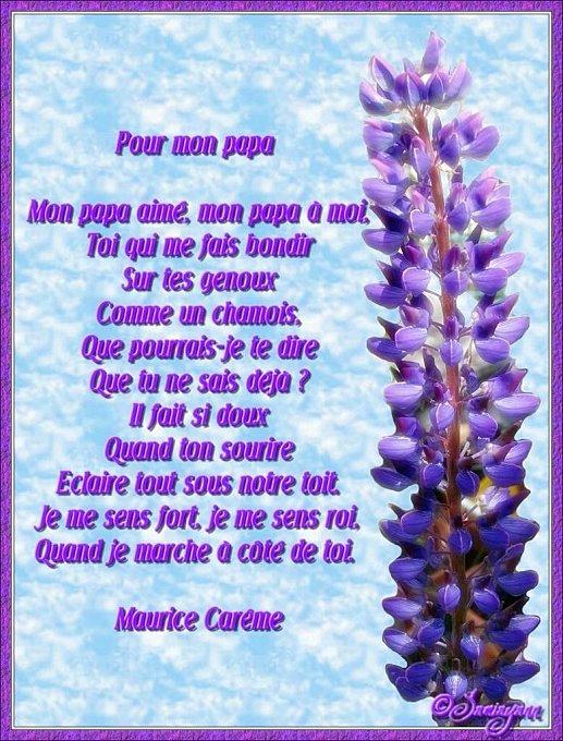 poeme 70 ans papa