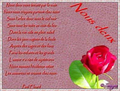 poeme 8 ans d'amour