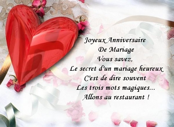 Poeme 8 Ans De Mariage