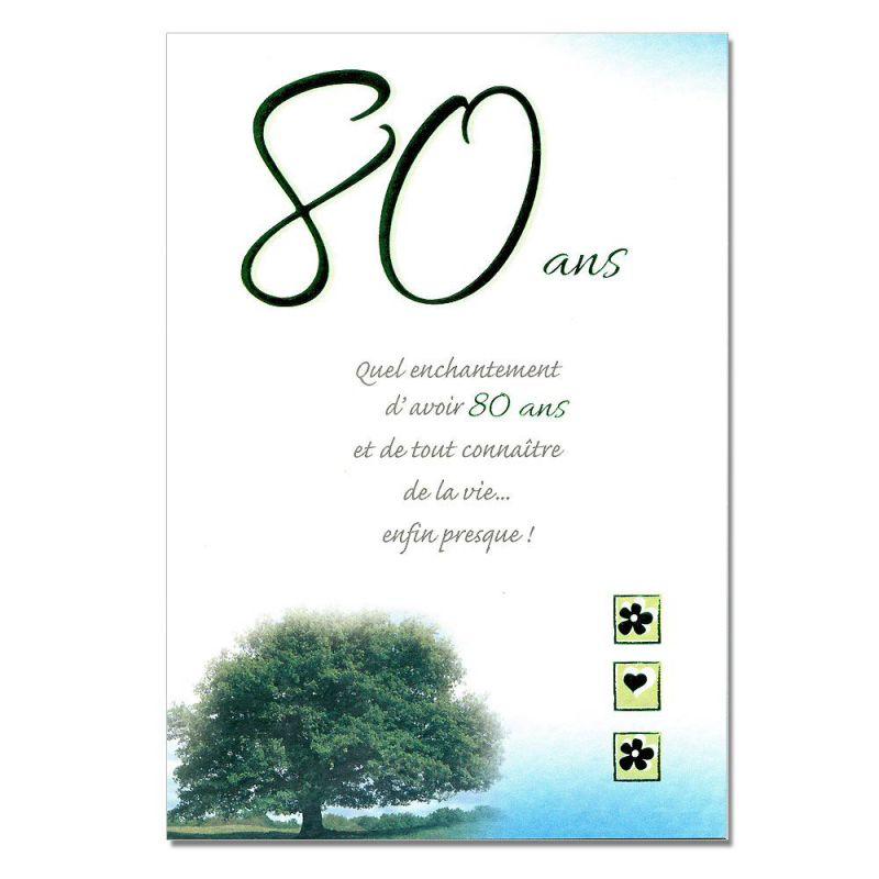 Poeme 80 Ans Anniversaire