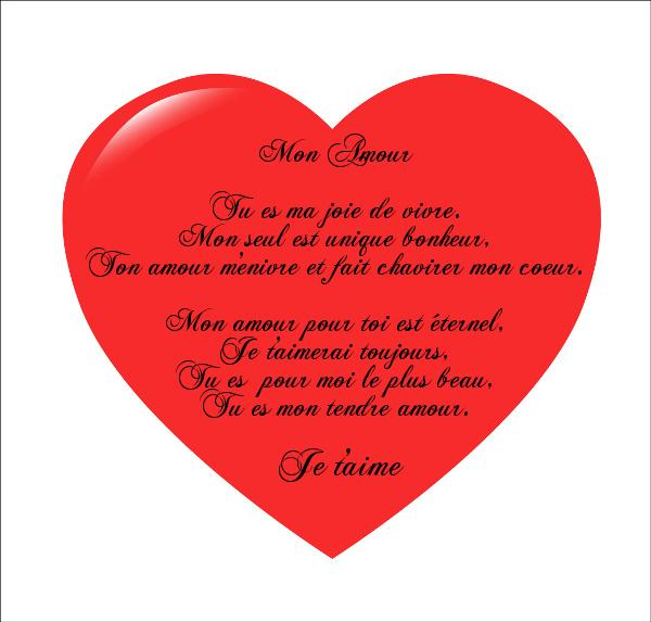 Poeme 10 Ans D Amour
