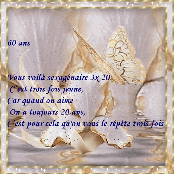poeme 90 ans femme