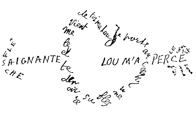 poeme a lou analyse