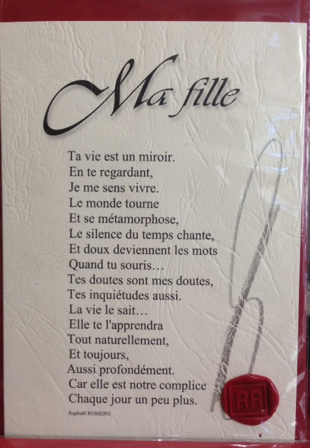 Proverbe Damour Pour Sa Maman Poeme Pour Ma Fille