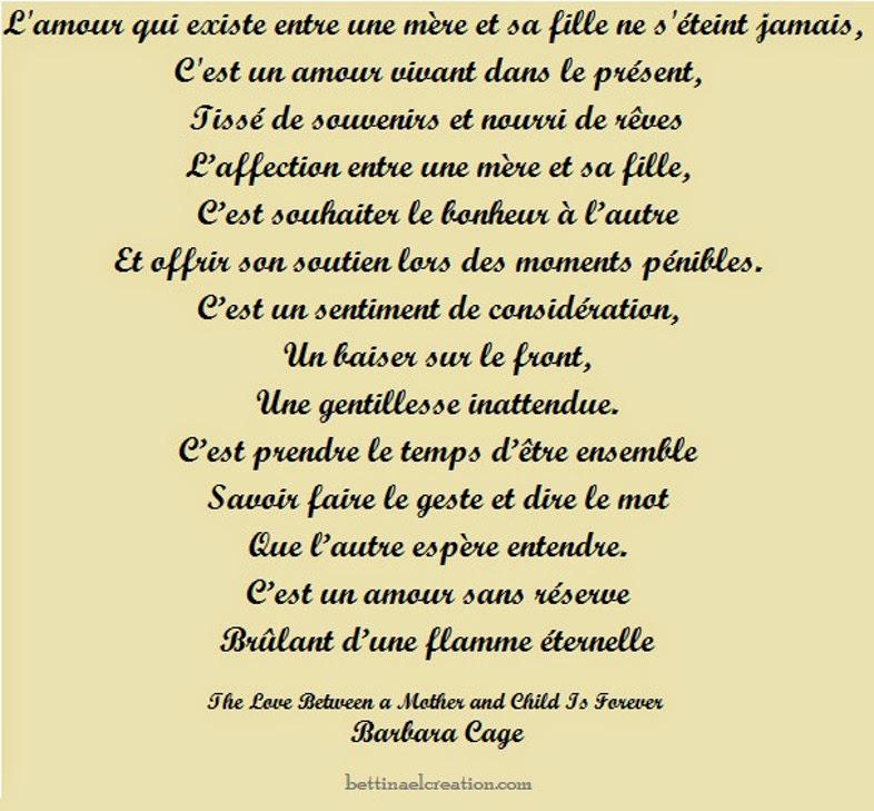 Poeme d amour pour sa fille qui se marie [PUNIQRANDLINE-(au-dating-names.txt) 40