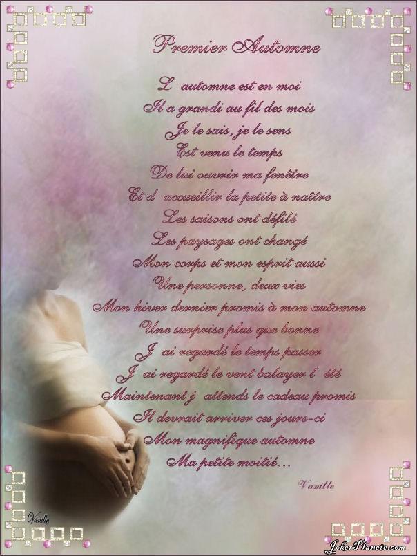 poeme a sa fille