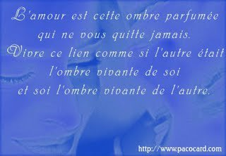 poeme amour ame soeur