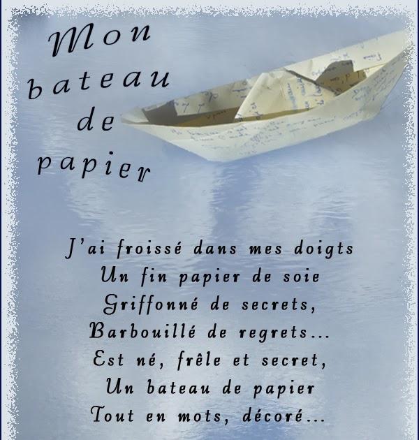 poeme bateau