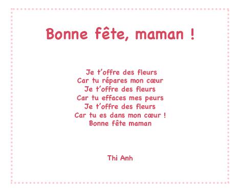 Proverbe Damour Pour Sa Maman Texte Bonne Anniversaire Maman