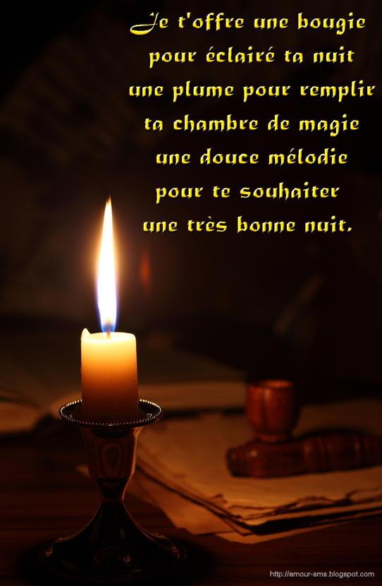 poeme bonne nuit
