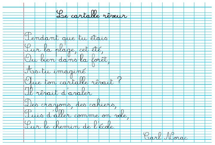 poeme ca