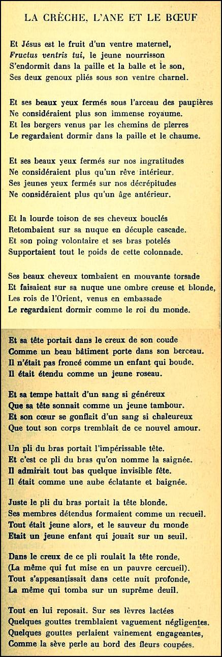 poeme charles peguy