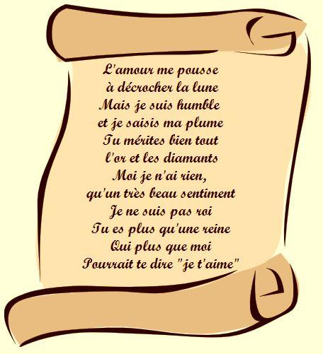 poeme court