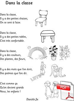 poeme cp