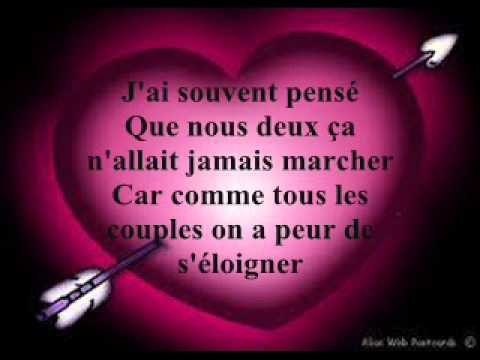 poeme d'amour a distance