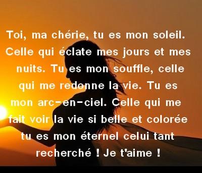 poeme d'amour pour ma femme qui me manque