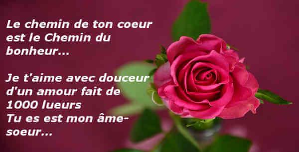 Poeme Damour Romantique Pour Fille