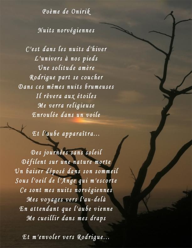 poeme deces