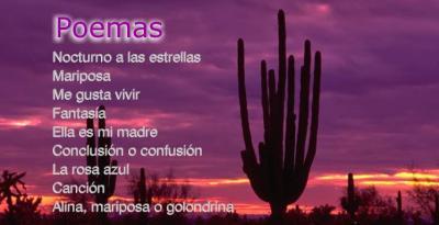 poeme espagnol