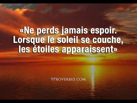 poeme espoir