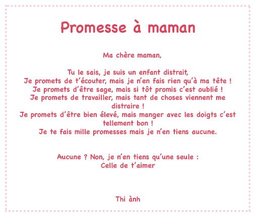 poeme etre mere