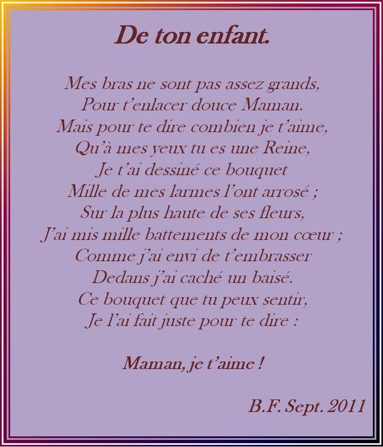 poeme f