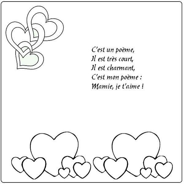 Poeme Fete Des Grand Mere