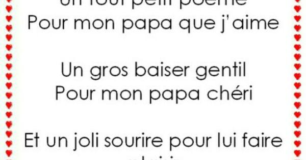 poeme gentil