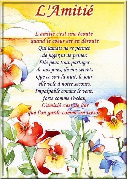 poeme gentillesse