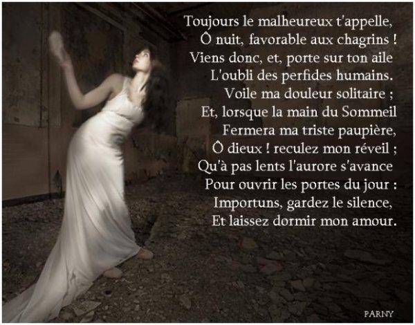 poeme gothique