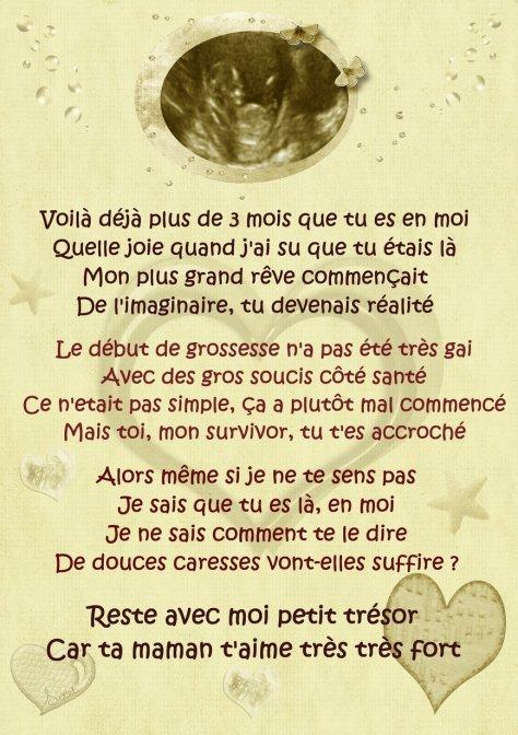 Proverbe Damour Pour Sa Maman Beau Texte Pour Femme Enceinte