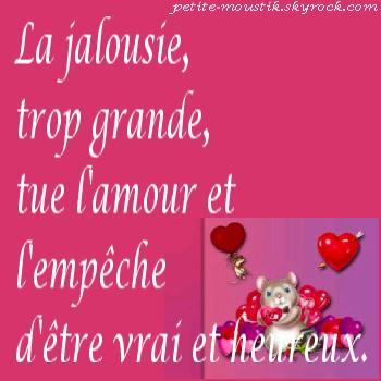 foto de poeme jalousie