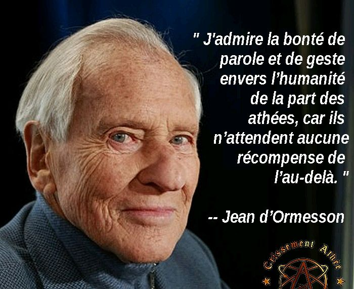 poeme jean d'ormesson