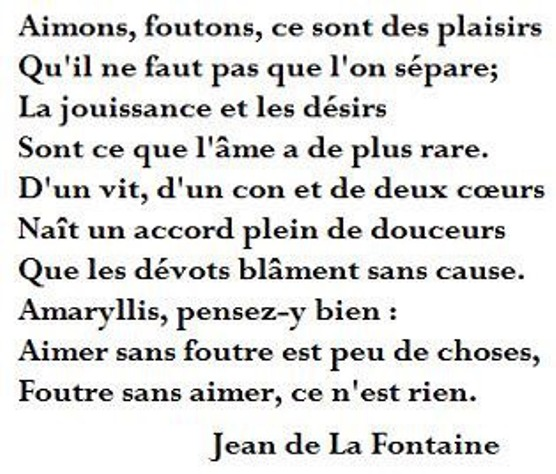 poeme jean de la fontaine