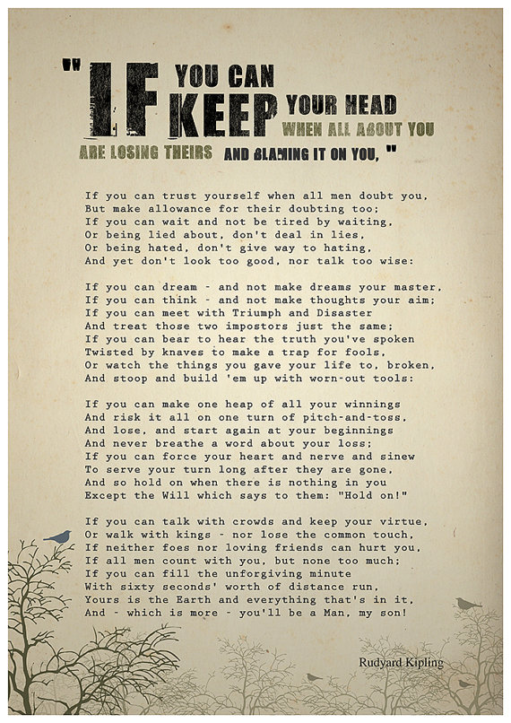 poeme kipling