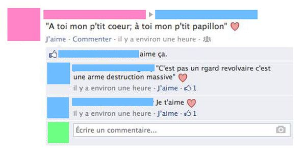 poeme kitch amour