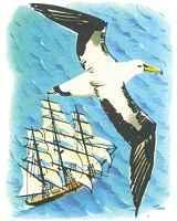 poeme l'albatros