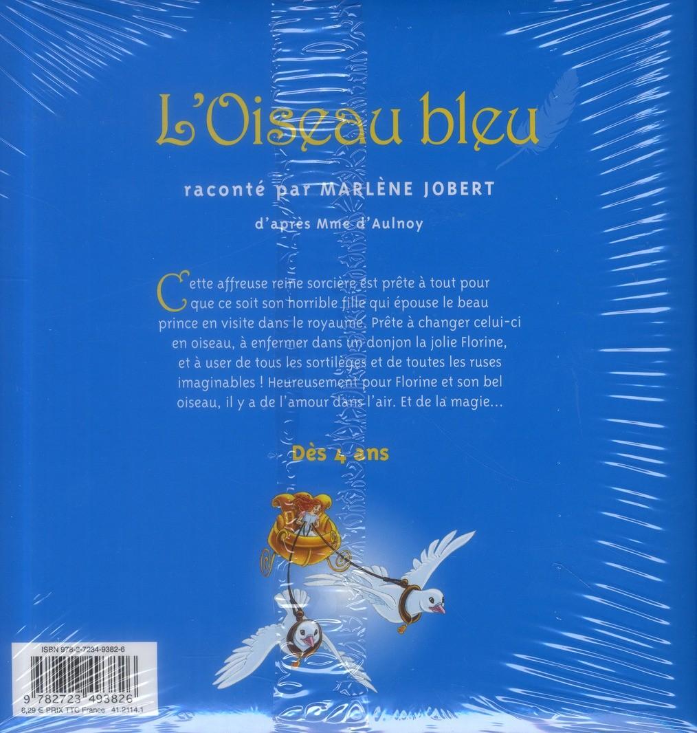 poeme l'oiseau bleu