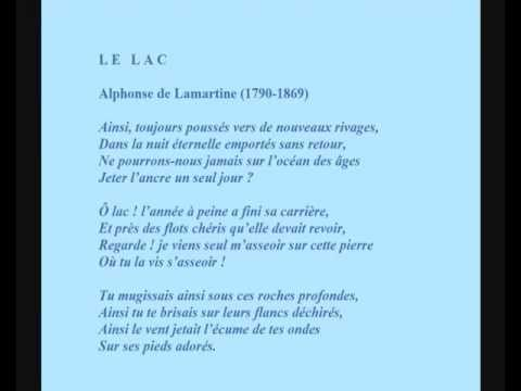poeme lamartine