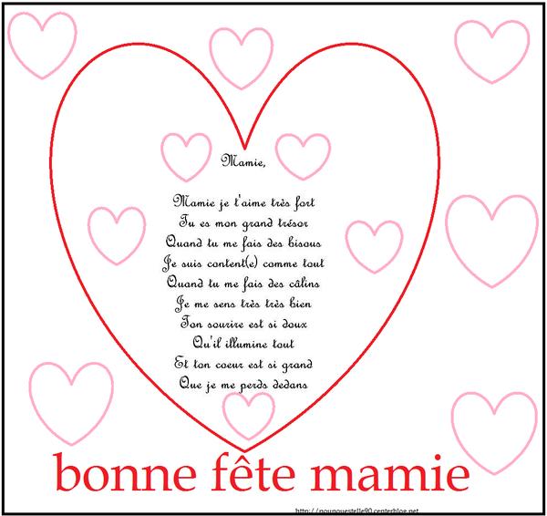 Poeme Mamie